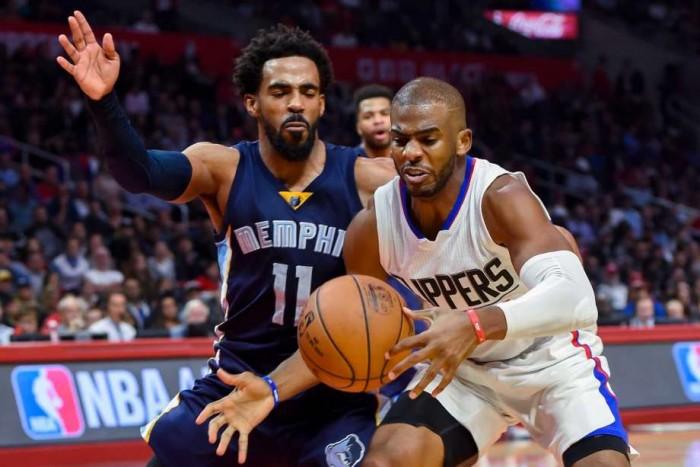 NBA - Impresa Memphis, cadono i Clippers: Conley e Gasol espugnano lo Staples Center