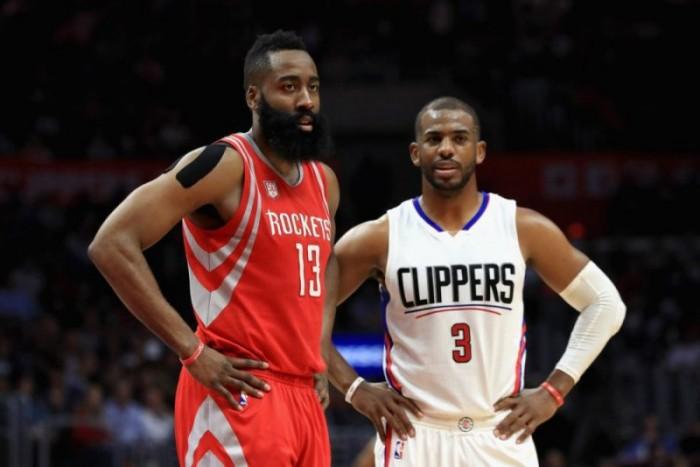 """NBA - Houston presenta Chris Paul: """"Con Harden ci aiuteremo per provare a vincere"""""""