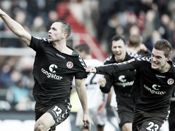 St. Pauli 3-1 VfR Aalen: Home Side Get Much Needed Victory