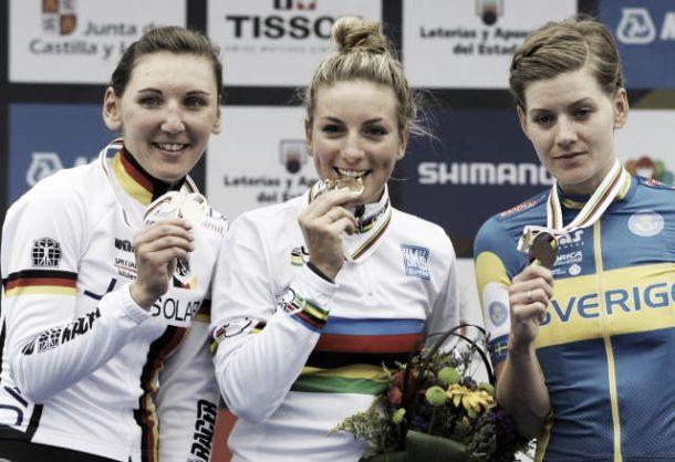 Championnats du Monde de Cyclisme 2014 - Cocorico le titre pour Pauline Ferrand-Prevot