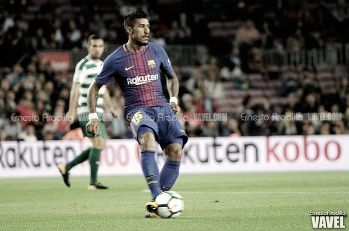 Paulinho empata contra Bolivia