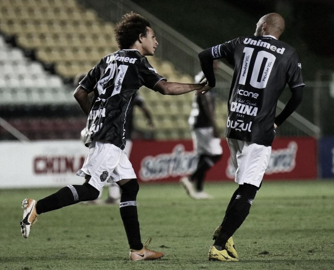 Paulinho fala sobre recuperação do Rio Branco-ES na Série D e mira acesso