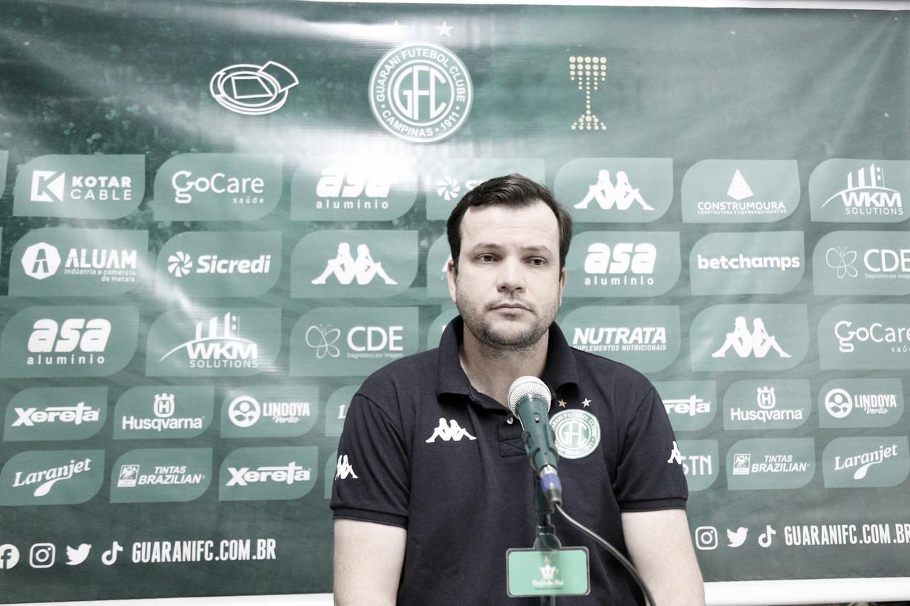 Daniel Paulista valoriza empate do Guarani no Dérbi Campineiro #201 e contemporiza sobre Régis