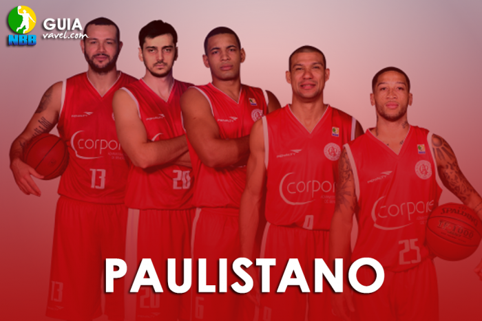 Guia VAVEL do NBB 2016/17: Paulistano