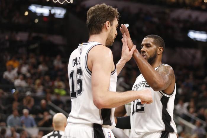NBA - Nella notte di Tim Duncan, gli Spurs superano i Pelicans: Aldridge sugli scudi