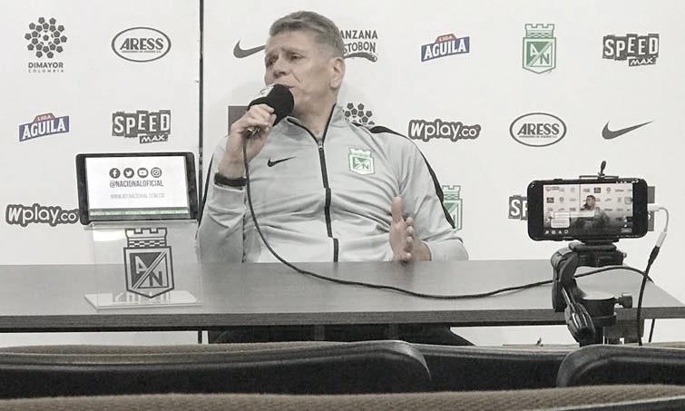 """Paulo Autuori: """"Fue un partido redondo porque ganamos, pero hemos hecho mejores"""""""