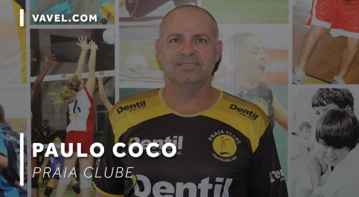 Após ficar no quase com o Minas, Paulo Coco chega à final da Superliga pela primeira vez