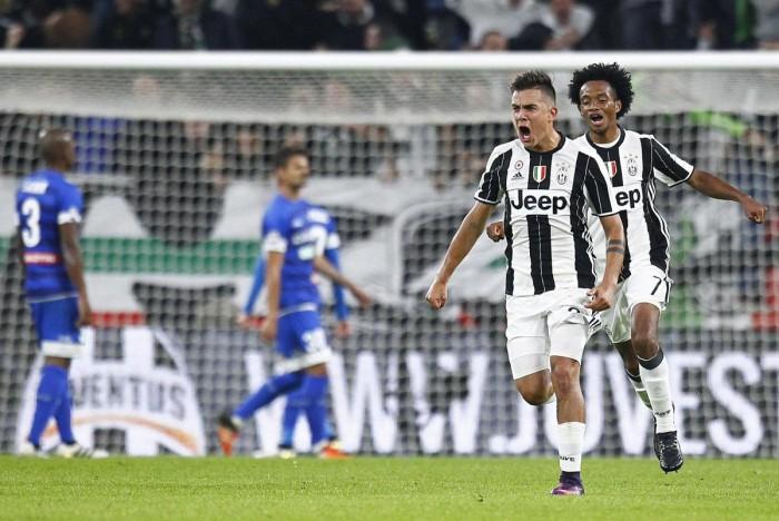 Serie A, Juventus-Udinese: Paulo Dybala stende i friulani (2-1)