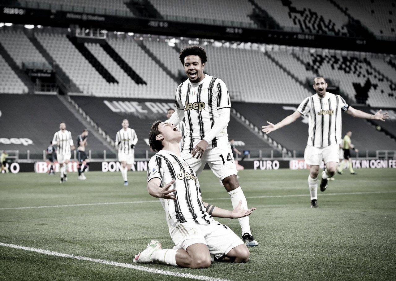 Em jogo atrasado, Juventus vence Napoli e se aproxima da vice-liderança da Serie A