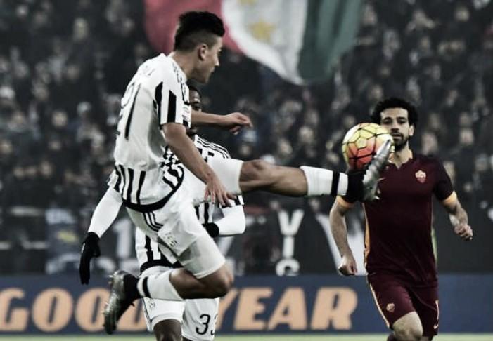 Juventus - Roma: convocati e probabili formazioni