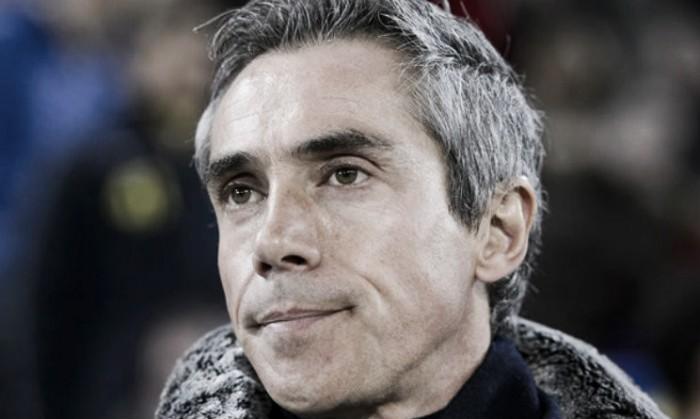 """Paulo Sousa: """"Contro il Napoli è un'occasione per noi, vogliamo continuare a fare bene"""""""