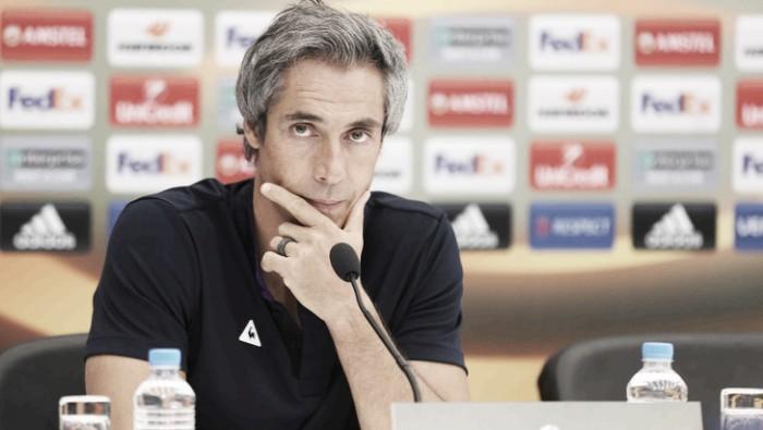 """Europa League, Paulo Sousa all'attacco: """"Possiamo vincere contro chiunque"""""""