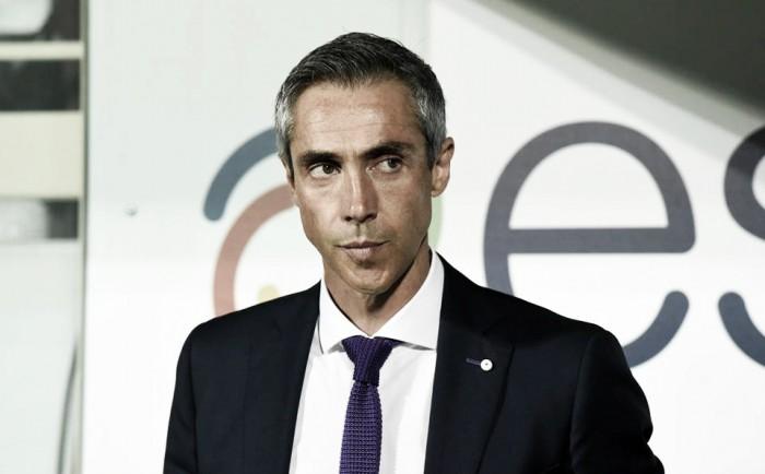 """Paulo Sousa: """"Per Borja è solo una botta, questa sera è successo un po' di tutto"""""""