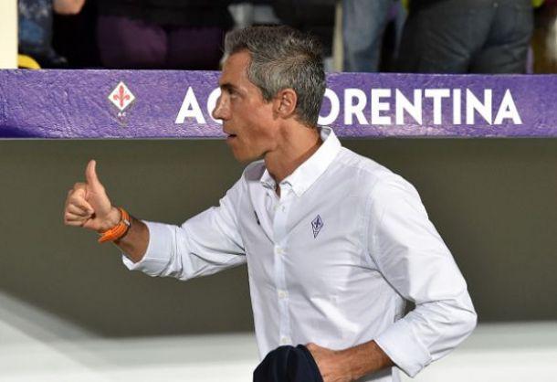 """Fiorentina, P.Sousa: """"I risultati ci danno serenità, sono soddisfatto"""""""