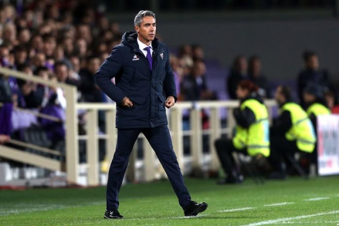 """Fiorentina, Paulo Sousa: """"Abbiamo perso convinzione e fiducia"""""""