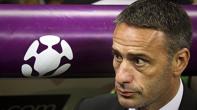 "Paulo Bento: ""Queremos tener la pelota"""