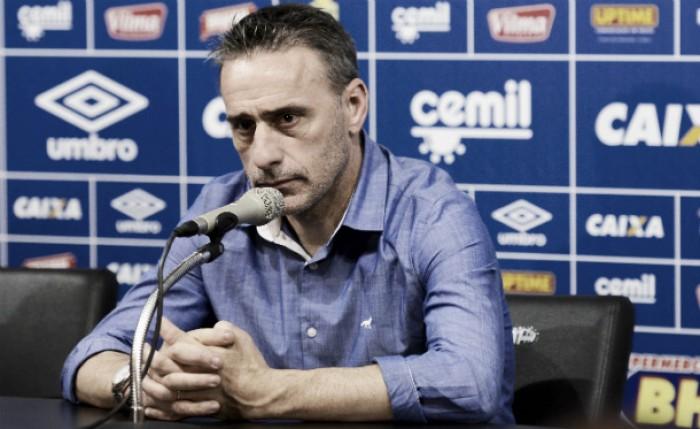 Paulo Bento admite ineficiência no setor de criação do Cruzeiro e justifica escolha por Willian