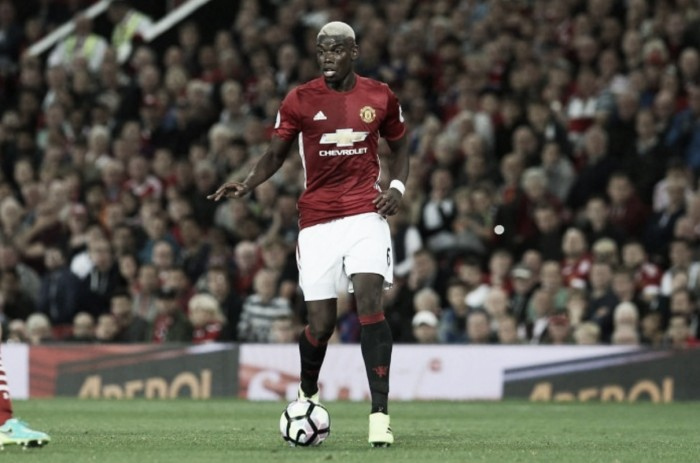 Pogba must not try to emulate Messi or Ronaldo, warns Patrick Vieira