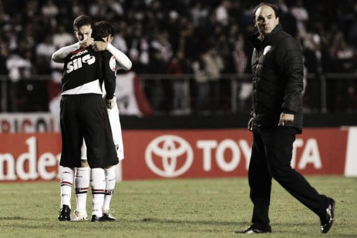 O drama da pausa: São Paulo luta para superar retrospecto em paradas da Copa Libertadores