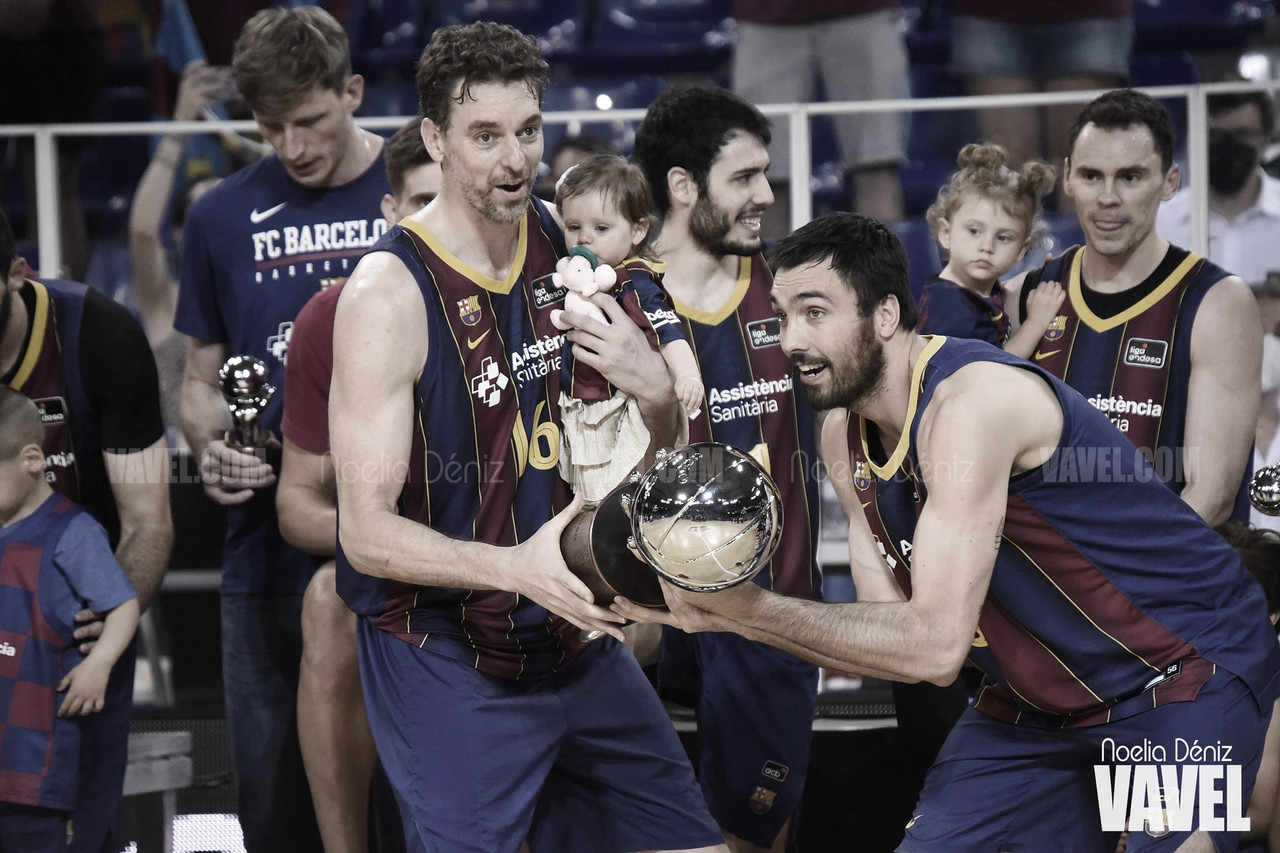 ¡Chorreo y campeones de Liga! (92-73)