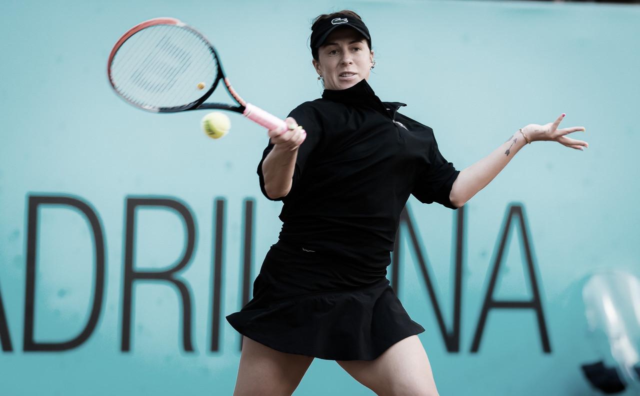 Pavlyuchenkova bate Muchova em partida dura e vai às semis em Madrid