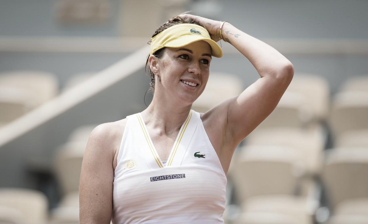 Acabou o tabu: Pavlyuchenkova derruba Rybakina e é semifinalista de Roland Garros