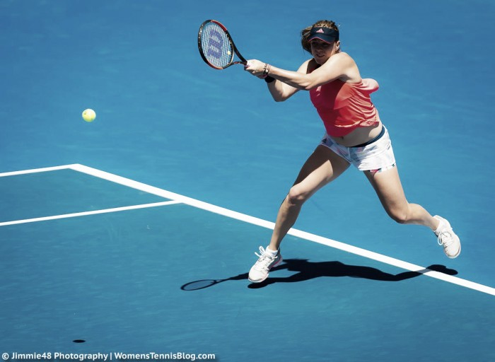 WTA Sydney: Perfect day for seeds as second round matches decided