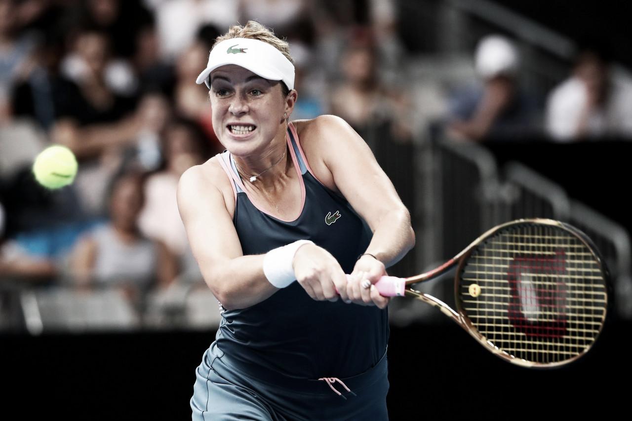 Pavlyuchenkova atropela Sasnovich na terceira rodada do Australian Open
