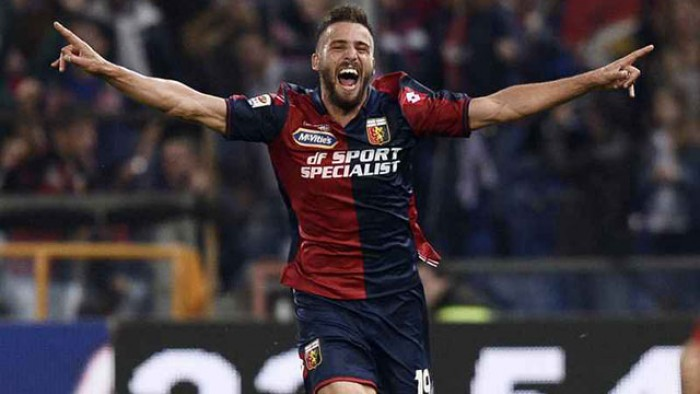 Pavoletti: 'Contento di essere al Genoa. Su Simeone e il mio ritorno...'