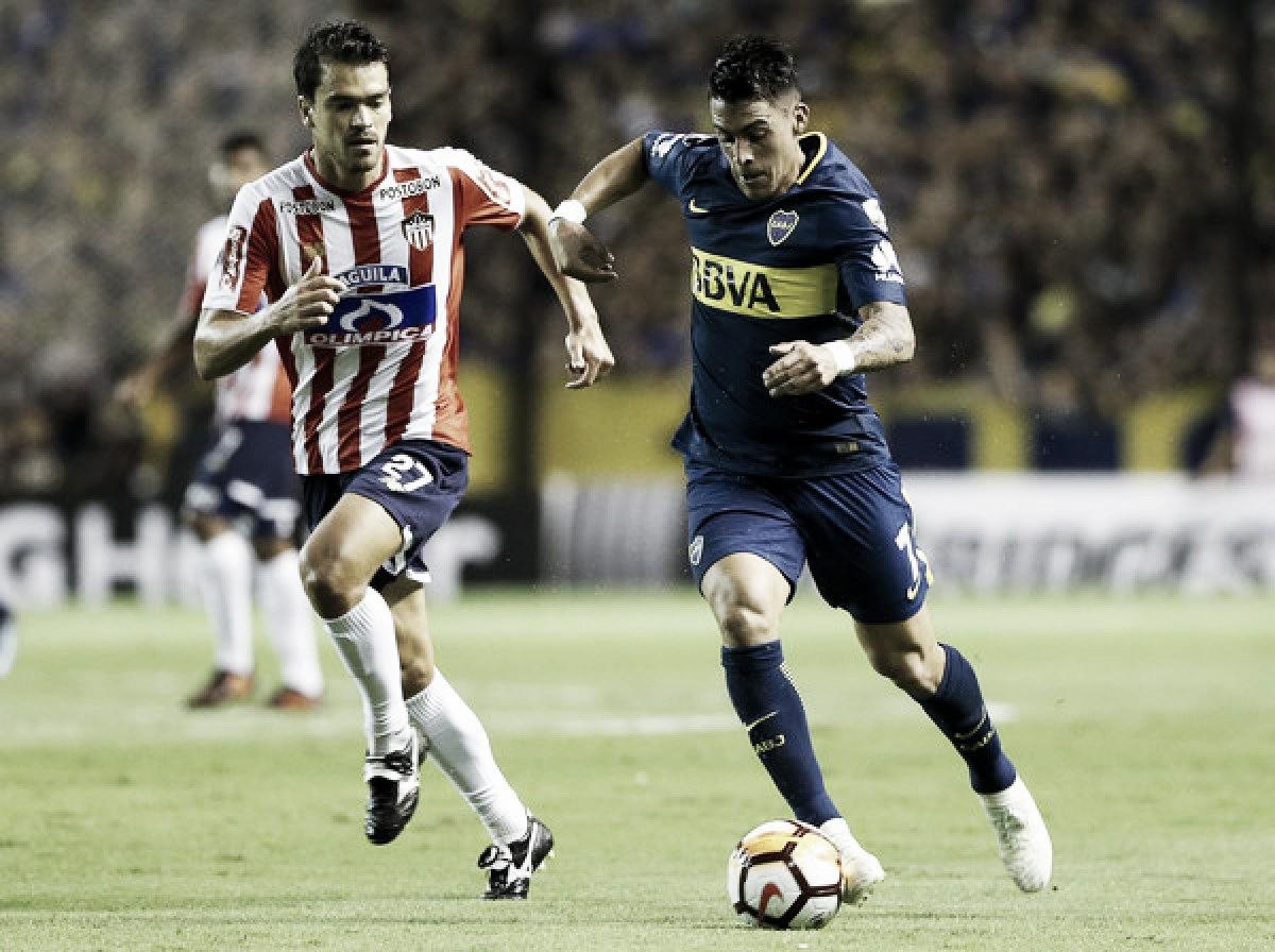 Últimos encuentros ante equipos colombianos