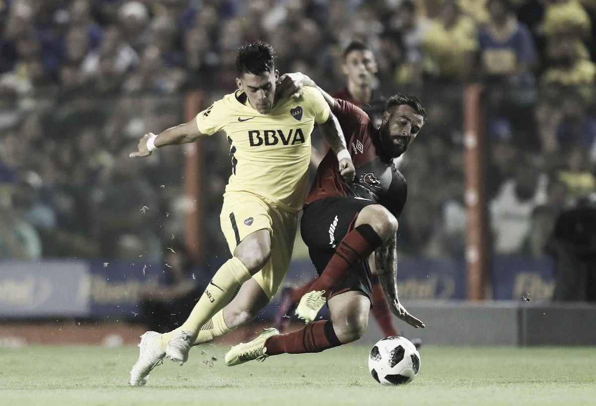 "Cristian Pavón: ""Siempre quiero estar para aportar alequipo"""
