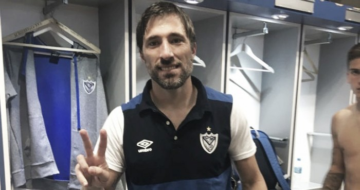 Mariano Pavone: ''Me gané el cariño de la gente''
