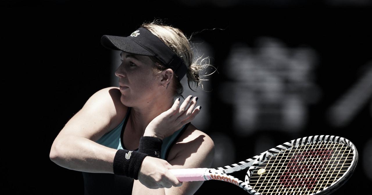Pavlyuchenkova derrota Pliskova na terceira rodada do Australian Open