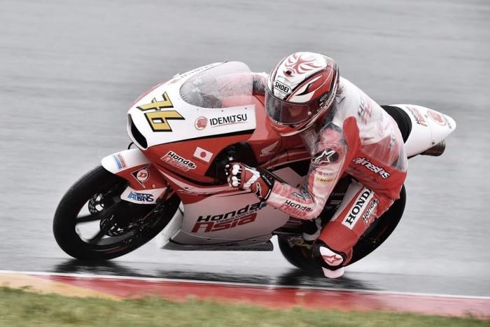 Moto3, Sachsenring: pole Bastianini, Locatelli secondo