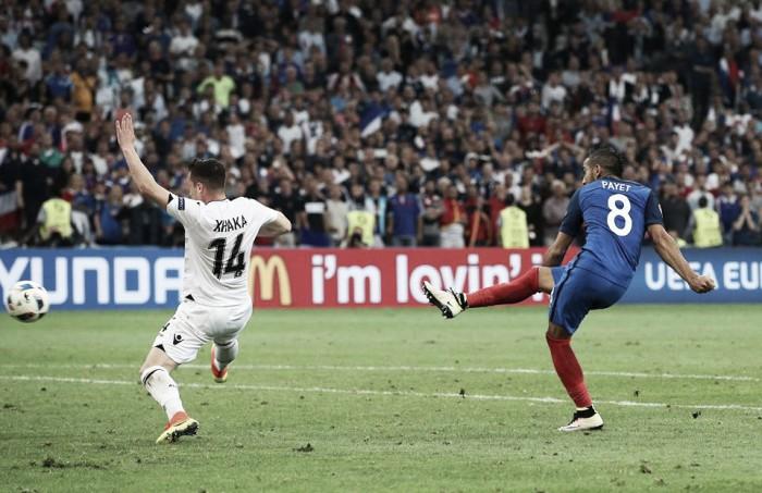 Euro 2016, Francia agli ottavi nel segno di Payet ma con poche idee