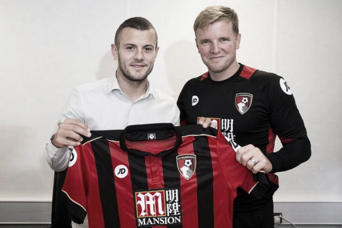 Jack Wilshere Already Raising Bournemouth's Game Believes Eddie Howe