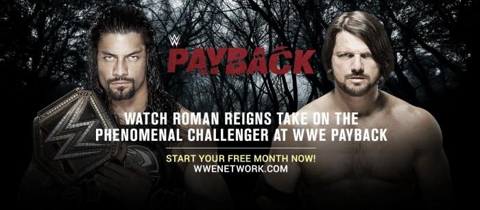 WWE: Previa de Payback