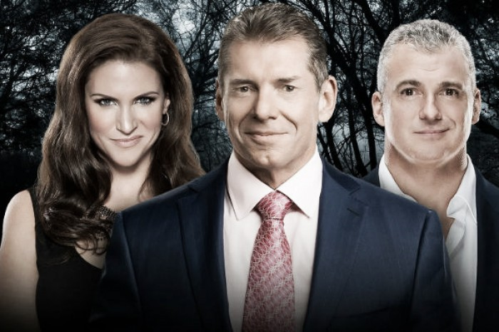 Vince McMahon to announce at WWE Payback who controls Monday Night Raw