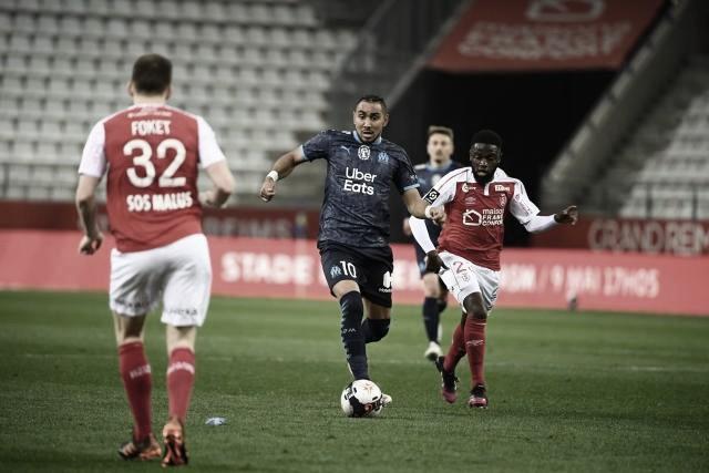 Sob a maestria de Payet, Olympique de Marseille vira sobre Reims e segue em fase crescente