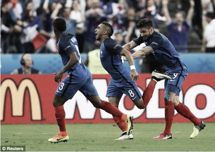 France 2-1 Romania: Payet secures a perfect start for Les Blues at Euro 2016