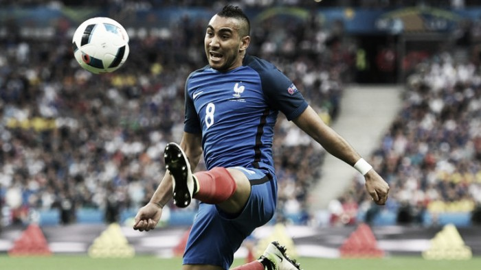 West Ham's Payet named as player of Euro 2016, according to UEFA barometer