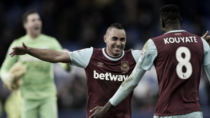 Cheikhou Kouyate welcomes return of Dimitri Payet