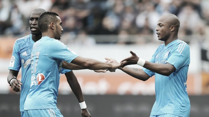Andre Ayew delighted to reunite with Dimitri Payet at West Ham