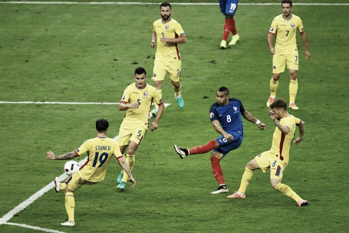 France player ratings in a 2-1 win over Romania