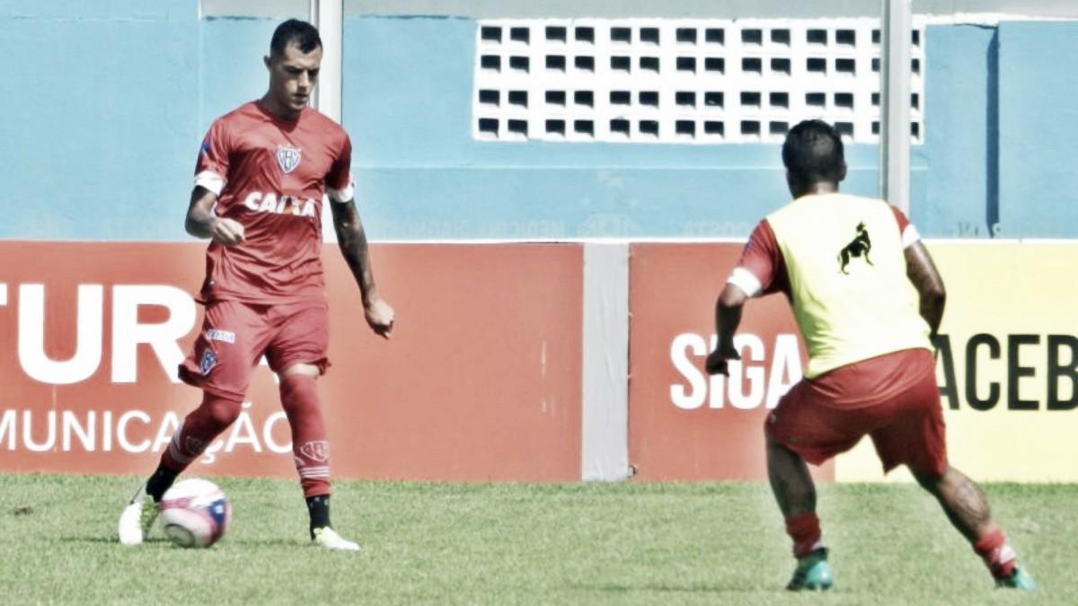 Com dúvidas no time titular, Paysandu fecha preparação para enfrentar Bragantino-PA