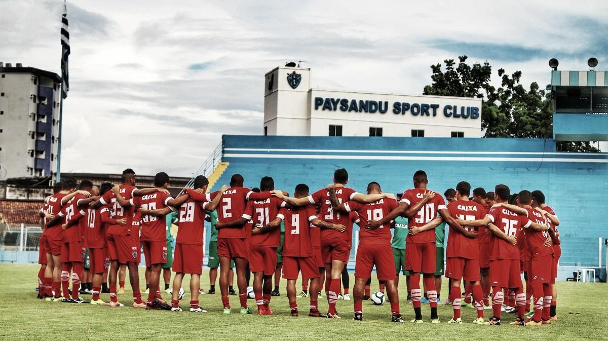 Com apenas um treino para jogo contra Manaus, Dado Cavalcanti faz mistério no Paysandu