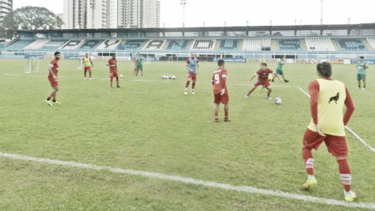 Ainda sem Diego Ivo e Renato Augusto, Paysandu deve ter força máxima na final contra Remo