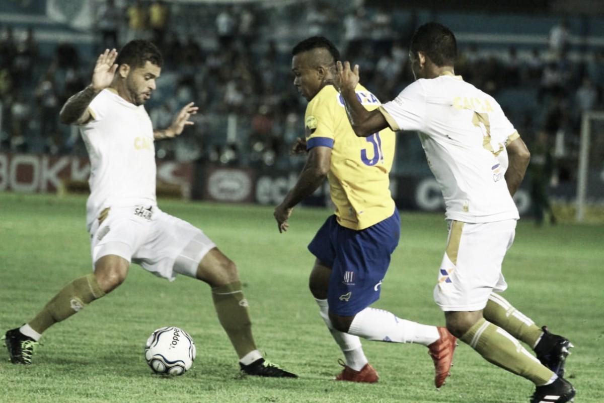 CSA suporta pressão do Paysandu, empata sem gols fora de casa e segue no G-4
