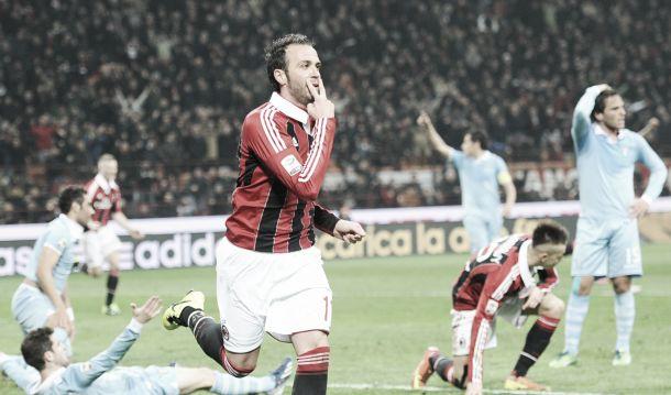 Lazio-Milan, questa sera il primo round