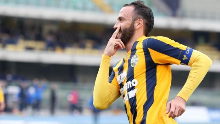 Serie B: l'Hellas è bravo e fortunato: 1-4 all'Ascoli e primo posto conquistato